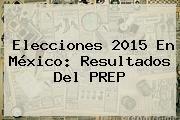 http://tecnoautos.com/wp-content/uploads/imagenes/tendencias/thumbs/elecciones-2015-en-mexico-resultados-del-prep.jpg Prep 2015. Elecciones 2015 en México: resultados del PREP, Enlaces, Imágenes, Videos y Tweets - http://tecnoautos.com/actualidad/prep-2015-elecciones-2015-en-mexico-resultados-del-prep/