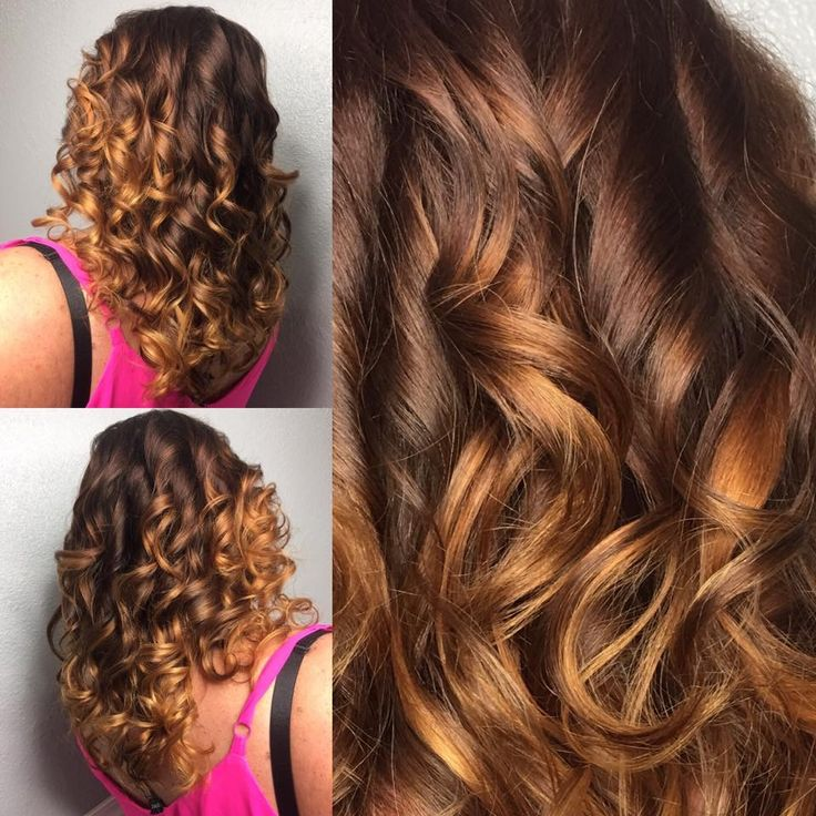 #HairByKuri #hairgoals #hairskillzover9000 #ombre #fall #deep #brown #warm #haircolor #hairstylist #seminole #florida #seminolestylist #727