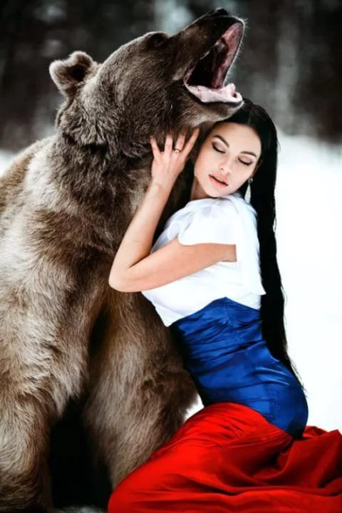 All Russian women are unbelieably atractive and look like supermodels.