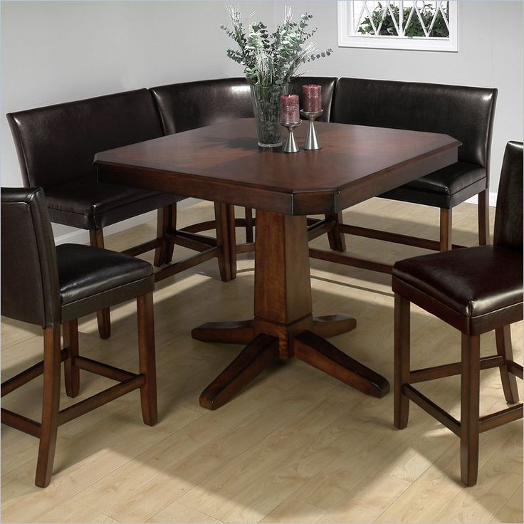 Corner Dining Set | Dining Set In Carlsbad Cherry