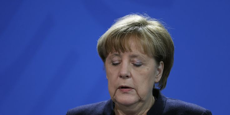 Merkel Says Asylum-Seeker May Have Carried Out Christmas Market Attack