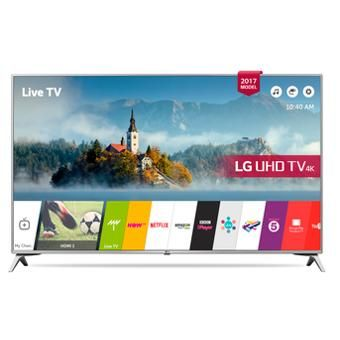 "POWERCITY - 49UJ651V LG 49"" 4K HDR FLAT LED SMART TV TV 46"" - 86"" Screen"
