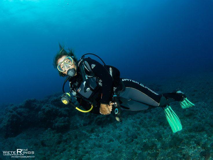 Leslie #kanjer #duiken #lapalma
