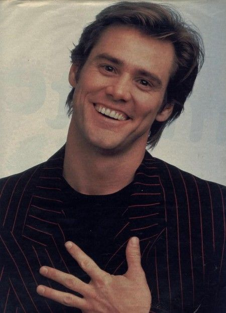 Jim Carey my heart is yours