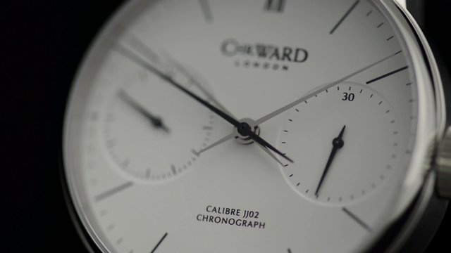 C900 Harrison Single Pusher Chronograph Watch.  The C900 Single Pusher Chronograph watch is beyond question our most complicated watch to date and will make an entirely new level of sophistication accessible to more people than ever before because of the unique Christopher Ward value equation.