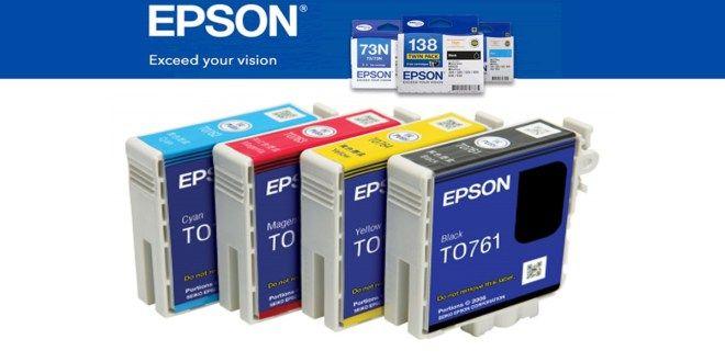 Daftar Harga Tinta Cartridge Printer Epson Original Terbaru 2016