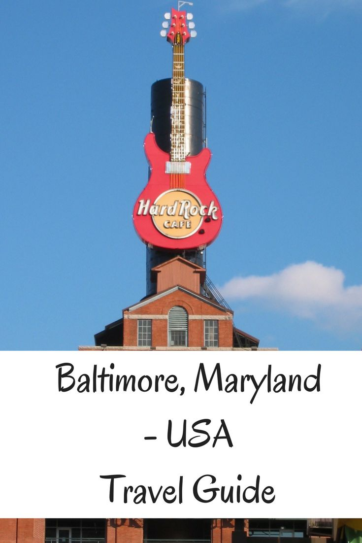 In this travel guide about Baltimore, Maryland - USA. You will read about where the best places are to eat, what activities and attractions to see and do, accommodation recommendations and more! Feel free to share this travel guide! http://borntobealive.blog/welcome/baltimore-maryland-usa/