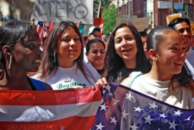 10 Reasons Why Immigration Politics Will Affect the Latino Vote  These are well known reasons, but I like that they're organized and bolstered with data.