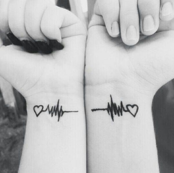 40 Best Couple Tattoo Ideas