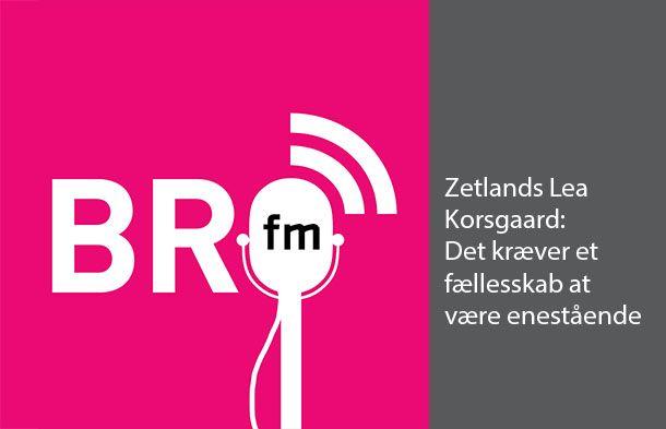 Denne episode af BRO fm handler om at skabe fællesskaber. Og det har vores gæst…