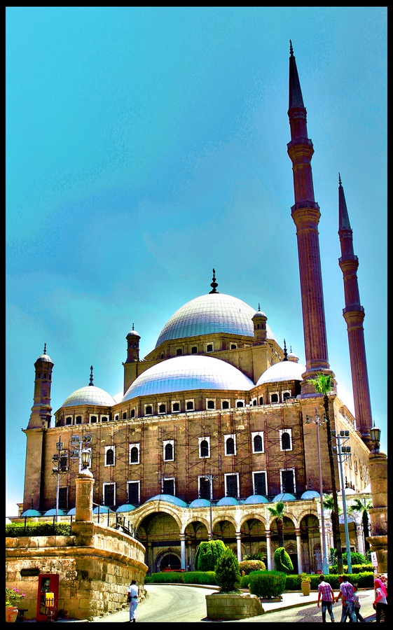 Mohamed Ali Mosque (Egypt)