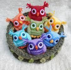 crochet owl - Google-haku