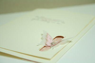Danielas Stempelwelt unabhängiger Stampin Up! Demonstrator Verschluss mit Schmetterling :-)