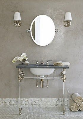 bathrooms decor from spain | Heidi Claire: Ultimate Bathroom Post