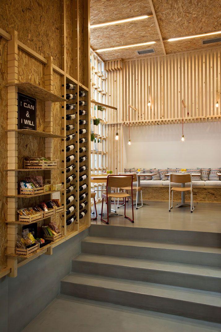 IT Café By Divercity Architects In Athens, Greece | http://www.yatzer.com/IT-divercity-athens / photo © Nikos Alexopoulos. #retail #interior #design #architecture