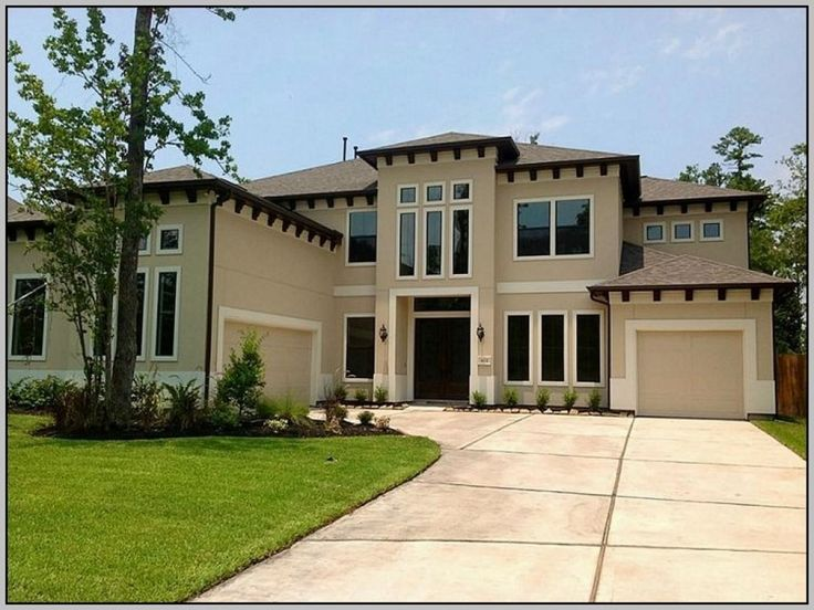 Best 25 stucco houses ideas on pinterest white stucco Home design color combinations