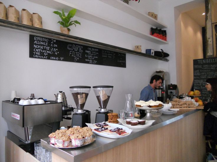 7 top coffeespots in Parijs - French Food Stories