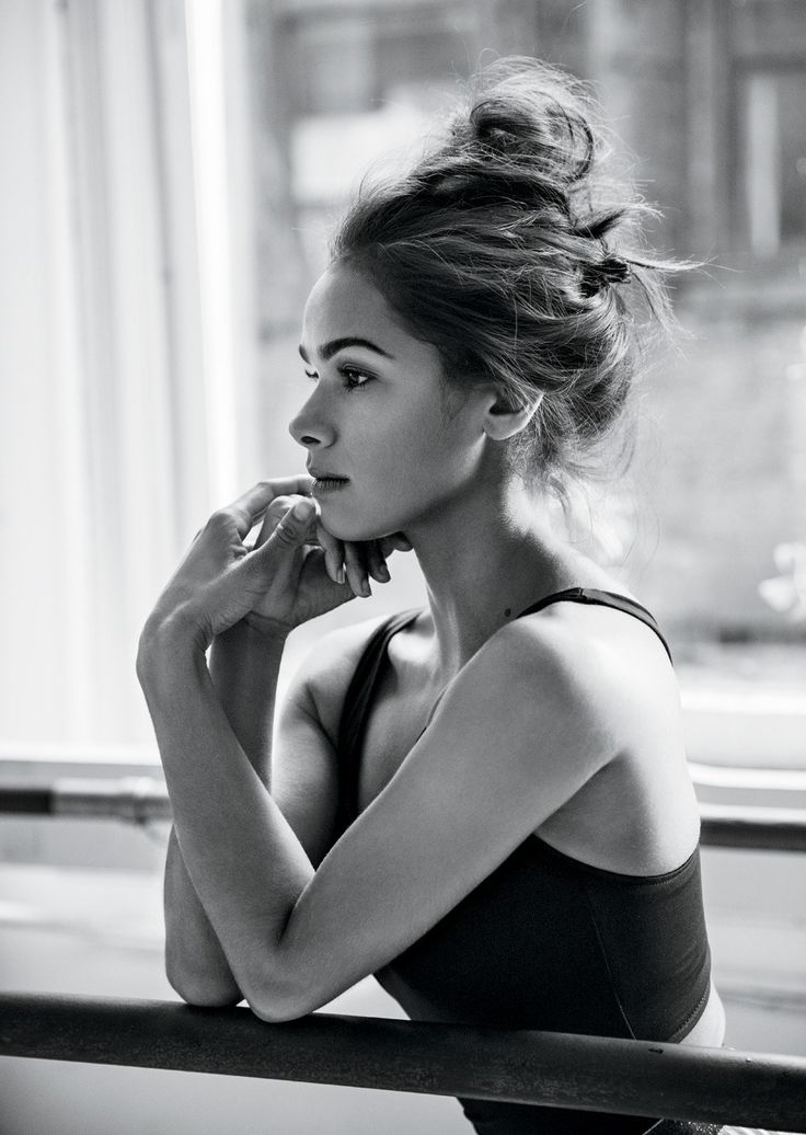 Misty Copeland on Breaking Gender Barriers, Lip Care, and Contoured Robots