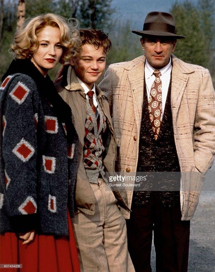 Photo d'actualité : American actors Ellen Barkin, Leonardo DiCaprio...