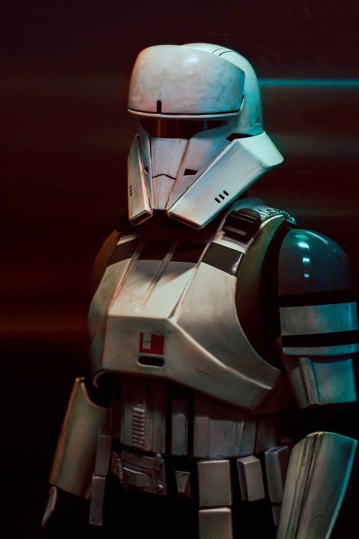 Tank Commander, Star Wars Rogue One  by ProjectBurt