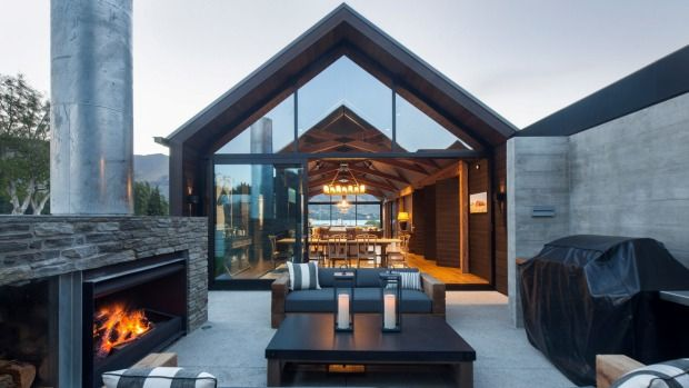 New Zealand 39 S Best Holiday Homes Provide Plenty Of Wow Factor