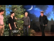 'Twilight' Cast Gives Sneak Peek at 'Breaking Dawn, Part 2'! Hahahaha This Ellen is so funny!