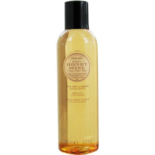 PERLIER by Perlier Honey Meil Softening Bath Oil67oz for WOMEN Package Of 6 * To view further for this item, visit the image link.