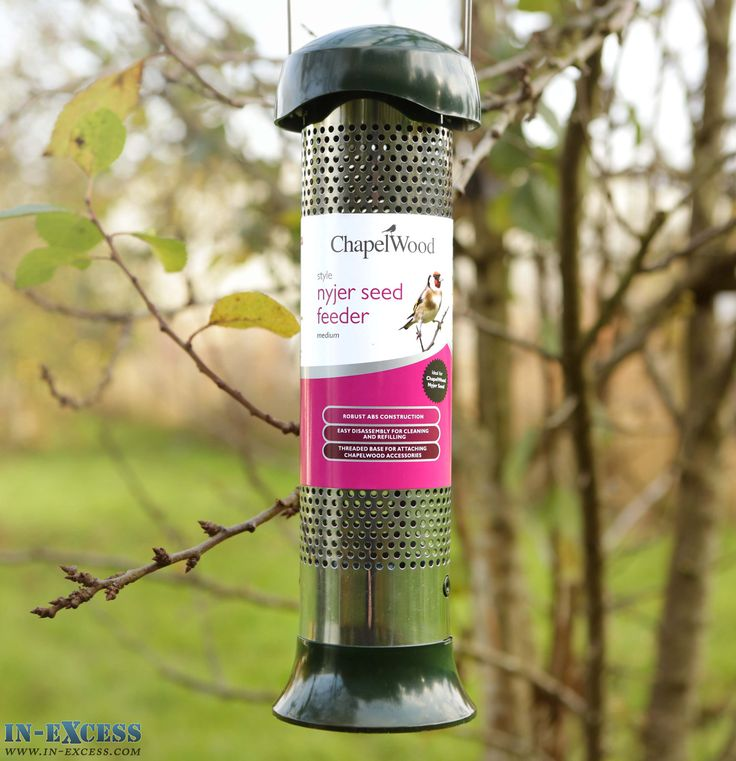 ChapelWood Style Nyjer Seed Feeder Medium £3.95 #BirdLoving