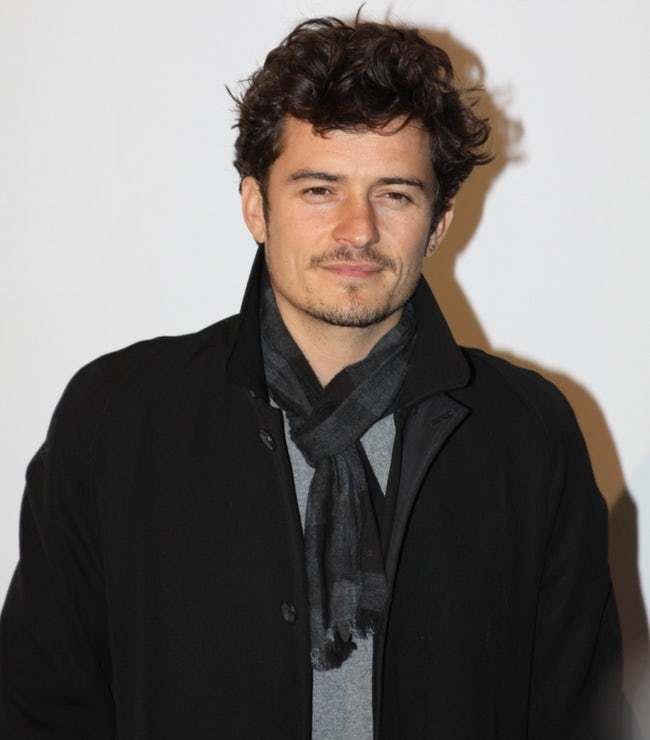 Famous People Who Are Capricorn Orlando Bloom Hollywood Walk Of Fame Orlando