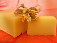 Beeswax & Karité Face Soap - Sapone Prezioso per il viso con cera d'api e karité