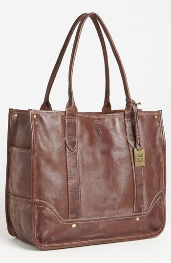 Free shipping and returns on Frye 'Campus' Leather Shopper at Nordstrom.com. Weathered Italian leather lends an instant old-favorite look to a supple shopper with plenty of room for electronics, books or a water bottle.