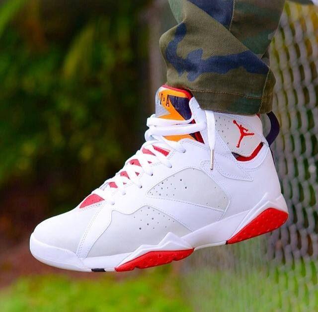 """""""Hare"""" Air Jordan 7"""