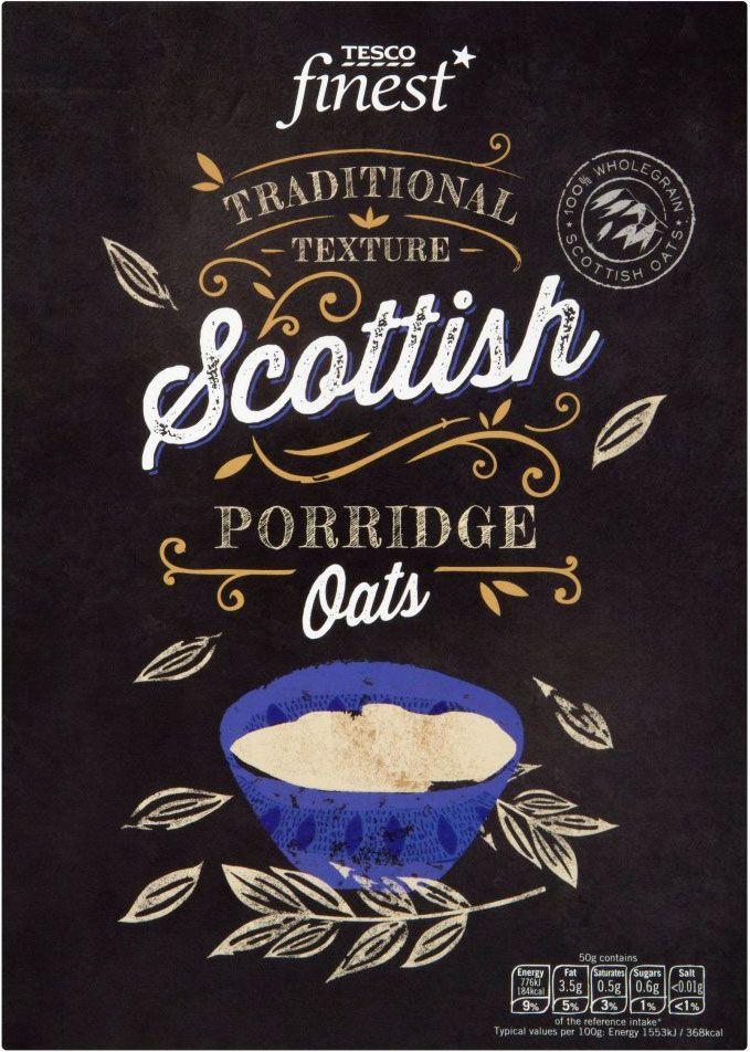 Tesco Finest Scottish Porridge Oats