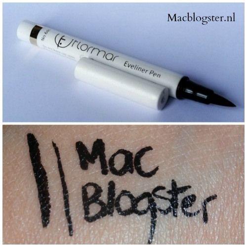 I love this Flormar eyeliner pen & it's affordable!