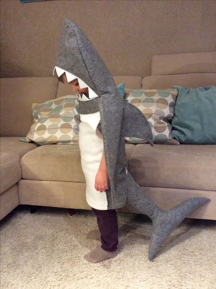 Shark Attack Victim Halloween Costume