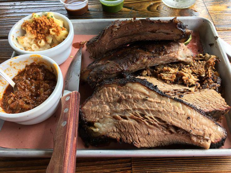 [I Ate] Smoked Brisket Wagyu Beef Ribs and Chopped Pork