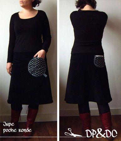 des plumes et des chas_desplumetdeschas_ creations textiles_ piece unique_couture_jupe
