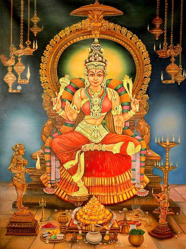 ivashiva: Bhuvaneshvari