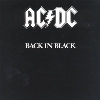 AC/DC  //  Back in Black (1980)