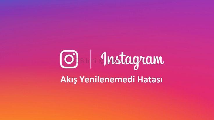 Instagram Akış Yenilenemedi Hatası   Devamı İçin:  https://www.pcbilimi.com/instagram-akis-yenilenemedi-hatasi/  Akış Yenilenemedi, android, Çözüm, Çözüm Yolları, facebook, hata, instagram, Instagram Akış Yenilenemedi, ios, Windows 10   Sosyal Medya