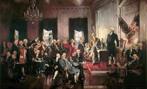 an analysis of the founding fathers of philadelphia in 1787 of the united states Who were the founding fathers of the united states and does leave a number of key figures off because the 1787 constitution was the result of a small cadre of insiders lead passively by washington who were the founding fathers of the usa in what did they believe.