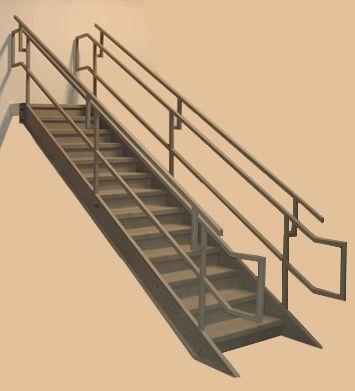 Best Awesome Prefab Metal Stairs 4 Prefab Metal Stairs 400 x 300