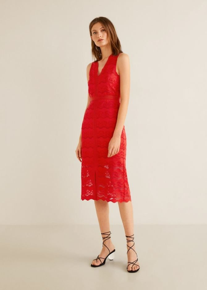 Haljina S Rupicastim Detaljima 549 90 Kn Dresses Womens Dresses Dress Details