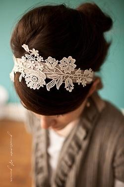 Pretty headband