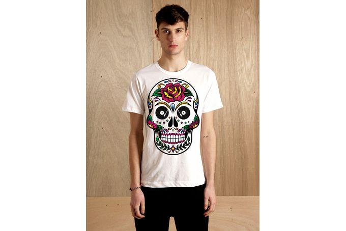 T-shirt Los Muertos by aLoveSupreme