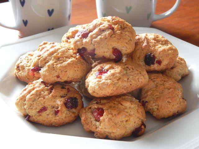 My Cranberry Cookie Recipe - Chantell Clark