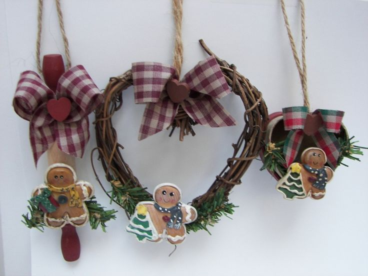 Country Christmas Craft Ideas Part - 46: 21 Creative Christmas Craft Ideas For The Family Christmas Celebrations