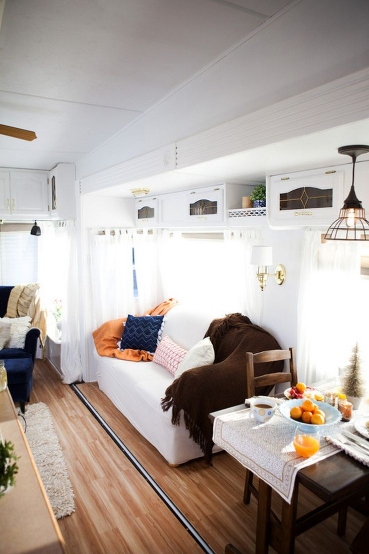 RV Camper Fifth Wheel Remodel and Renovation https://www.vanchitecture.com/2018/01/21/rv-camper-fifth-wheel-remodel-renovation/