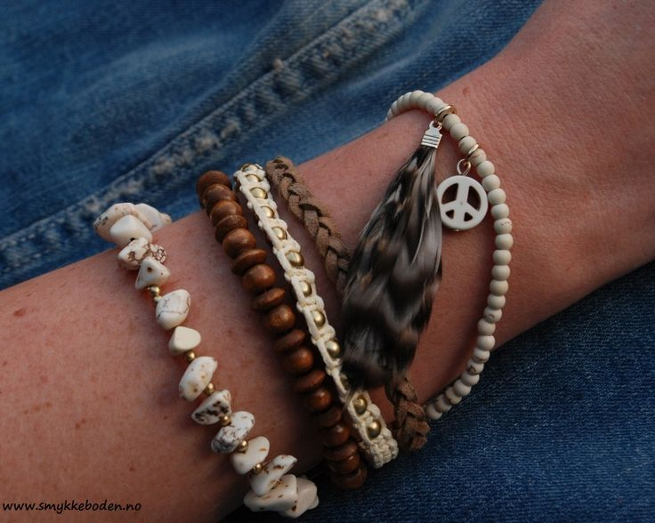 Armcandy Mixed Beads from Barfota. NOK 595.- www.smykkeboden.no
