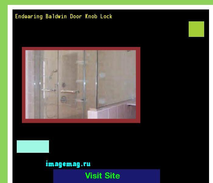 Endearing Baldwin Door Knob Lock 093905 - The Best Image Search